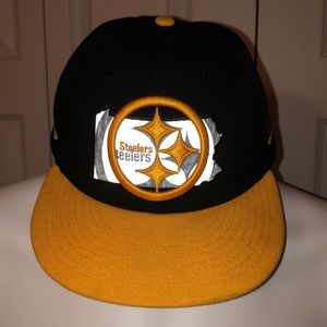 Pittsburgh Steelers New Era Cap